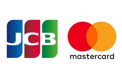 JCB・MasterCard(マスターカード)
