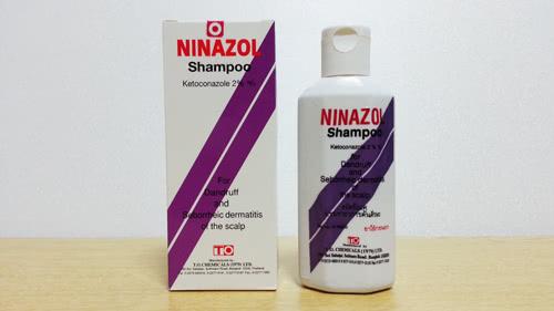 ニナゾールシャンプー(Ninazol Shampoo)